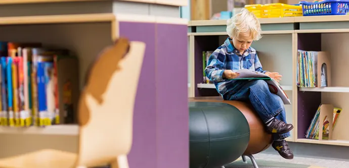 Ny utbildning ska stärka läsförmåga och läslust