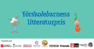 Förskolebarnens litteraturpris – vill uppmärksamma vikten av läsning 3