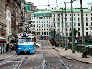 Göteborgs stad samlar passage under ett paraply 1