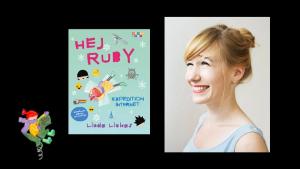 Linda Liukas lockar till lekfull inlärning med teknologins Pippi Långstrump 1
