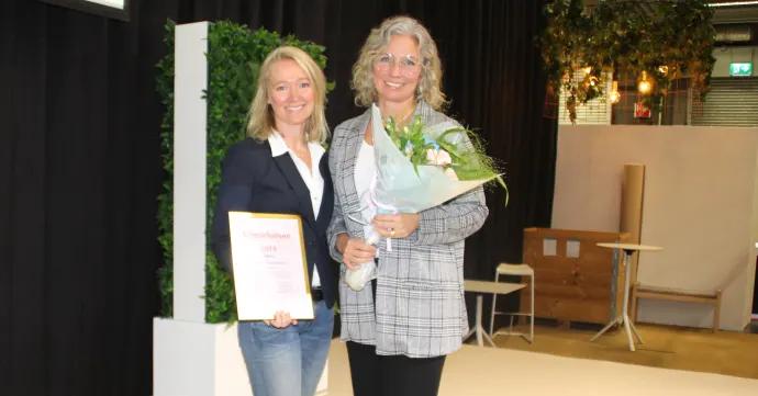 Hogia belönas för bästa samverkan med skolan