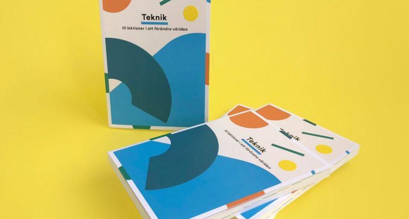 Södertälje breddar teknikämnet med hjälp av samhällsrelevant teknikbok