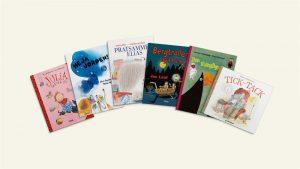 Årets Bok Happy Meal bjuder på läsglädje och hejar på miljön 3
