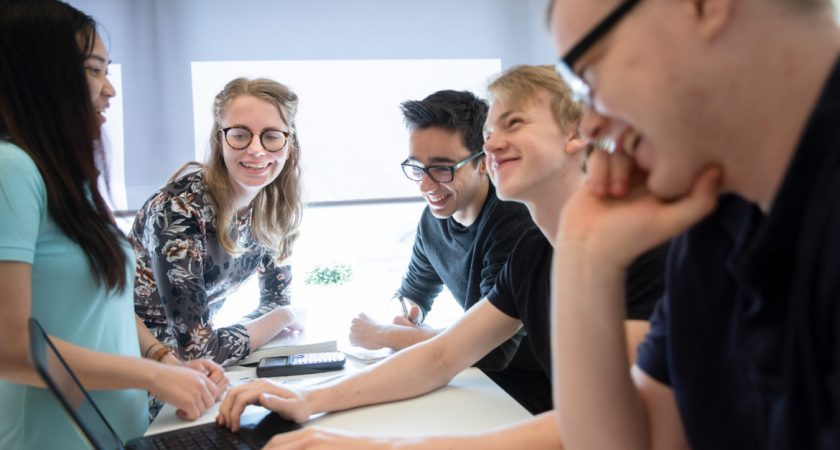 Klimatsmart gymnasiearbete på NTI Gymnasiet Johanneberg