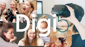 NOX Academy och Datatjej arrangerar Digi5 för att inspirera fler tjejer till teknik 1