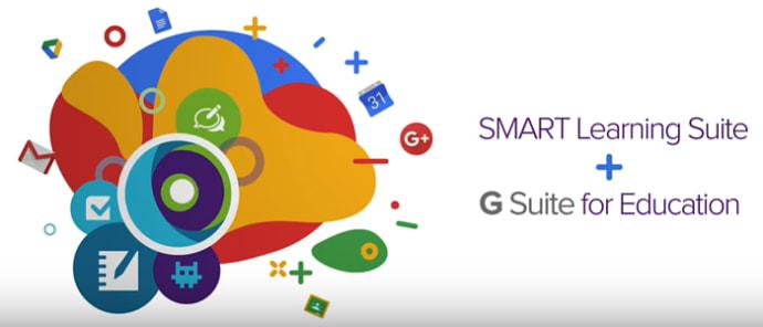 SMART Technologies ny officiell Google for Education-partner