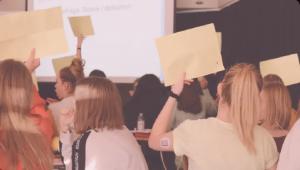Sveriges elevråd - SVEA samlas i Mölnlycke för en bättre och mer demokratisk skola 1