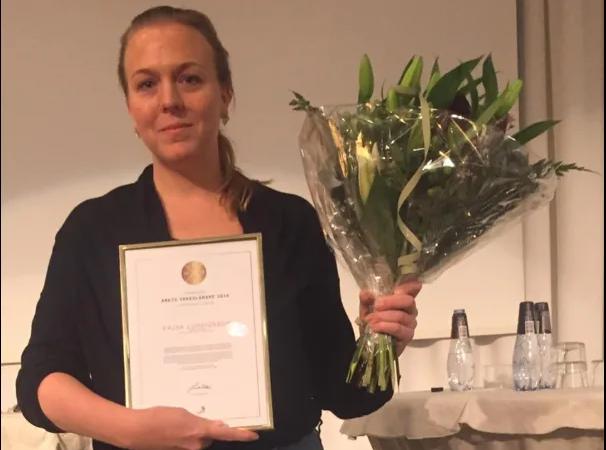 Hon är årets yrkeslärare inom hotell och turism
