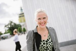 Assar Lindbeck-medaljen 2019 till Anna Dreber Almenberg 2