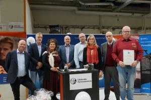 Uddevalla gymnasieskola får certifiering som Motorbranschcollege 1