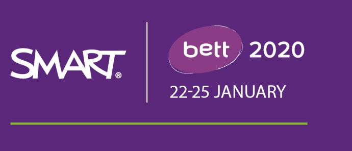 BETT ingår globalt partnerskap med SMART Technologies