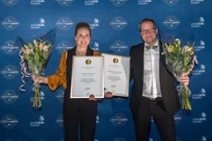 Andreas Markstedt från Piteå utsedd till årets yrkeslärare 1
