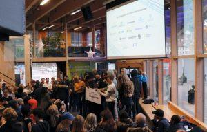 Elever vinner pris för framtidens bästa transportlösning 2