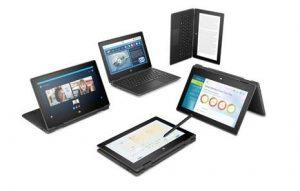HP lanserar tåliga skoldatorn HP ProBook x360 11 G5 1