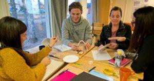 Entreprenörskap i skolan - de kopplar skolan till framtid och samhälle - exempel 6