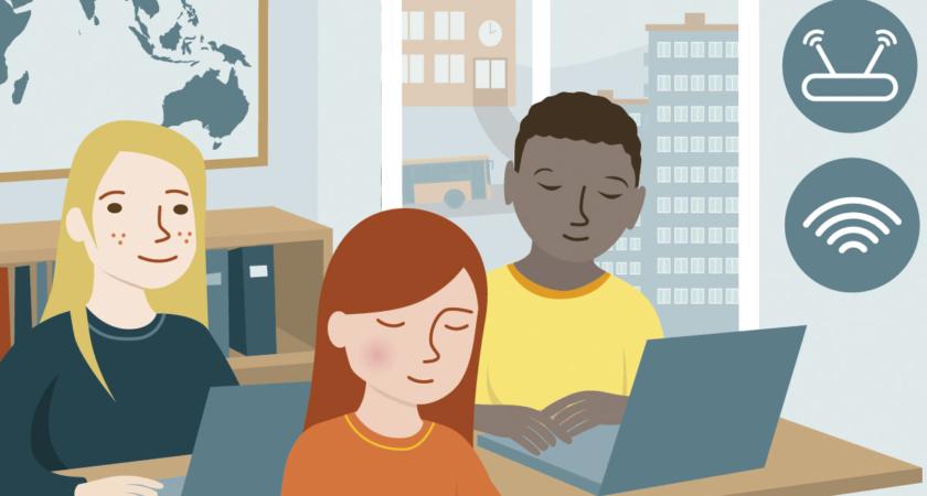 Ändrad tidplan för digitala nationella prov