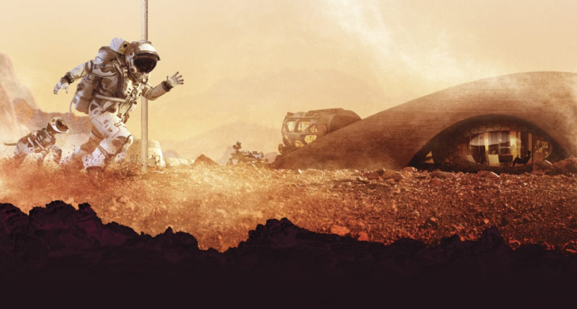 Rymdäventyret Moving to Mars gör internationell turnépremiär på Tekniska