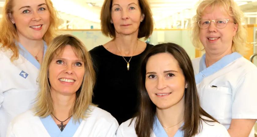 Tandsköterske-utbildningen i Umeå får högsta betyg