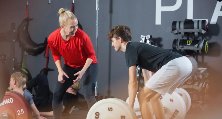 Sportlovet ger massa tid för rörelse