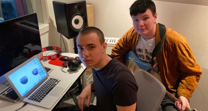 Dator som instrument för Örebros musikelever