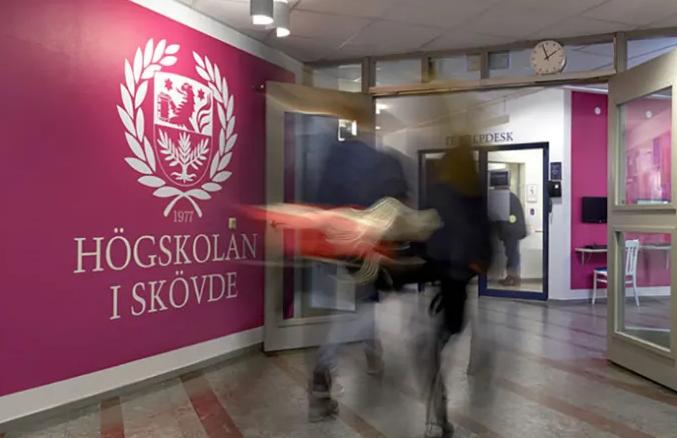 Högskolan i Skövde lägger ett bra 2019 bakom sig