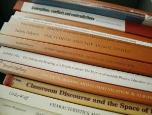 Matematiklärare upplever tydliga motsättningar mellan digitala läromedel och textböcker 1