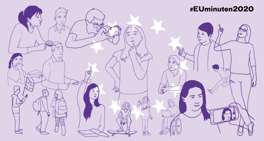 Filmtävling för högstadiet och gymnasiet: Vilken fråga är viktigast att Sverige driver i EU?