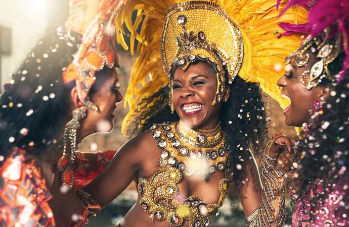 Karneval, japanska spel och magiska mönster – sportlov i Stockholm