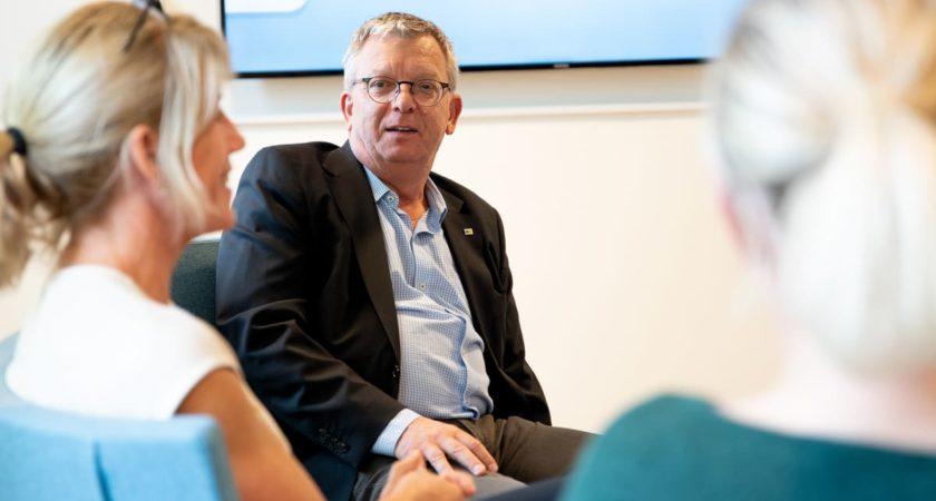 Thomas Persson fortsätter som generaldirektör