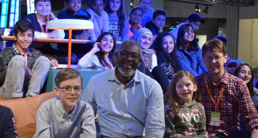 Microsoft stöttar teknikintresserade barn