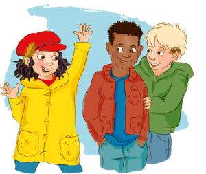 Ny serie i svenska för lågstadiet väcker läslust och hjälper läraren i det dagliga arbetet 1