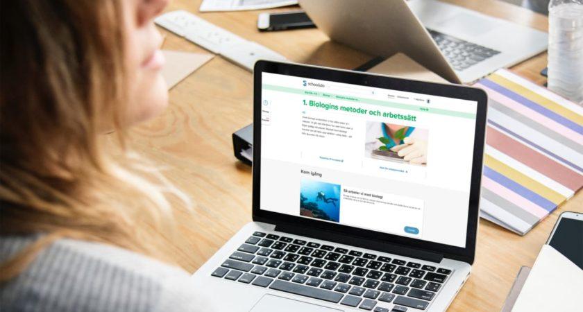 IST öppnar upp den digitala lärplattformen Schoolido för Sveriges skolor