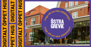 Östra Grevie folkhögskola håller digitalt Öppet hus 27 mars 3