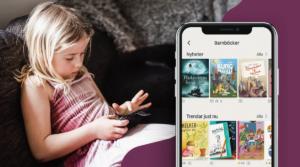 Ny kartläggning från Nextory visar: Intresset för digitala böcker ökar – barnböcker överlägset i topp 1