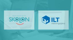 Skolon och ILT Inläsningstjänst inleder samarbete för att förenkla för kunderna 1