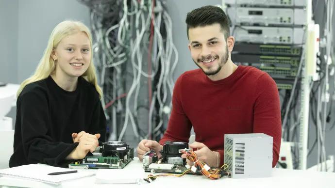 Teknikprogrammet flyttar till Rudbeckianska gymnasiet hösten 2021
