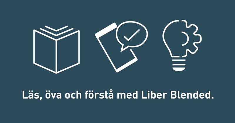 Läs, öva och förstå med Liber Blended