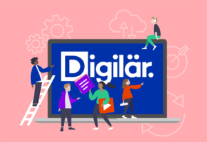 Digilär och ILT Inläsningstjänst satsar på utökat lässtöd i digitala läromedel 1