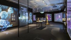 Tekniska museet öppnar för besökare 1