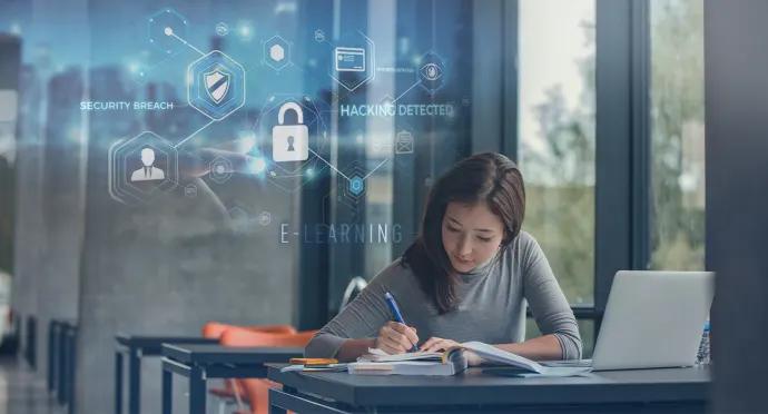 Säkerhetsbrister i vanliga digitala utbildningsplattformar