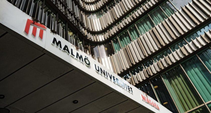 Digital start på höstterminen vid Malmö universitet