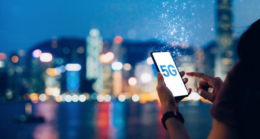 Här utvecklas nästa generations 5G-nät