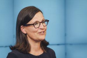 Anna Ekström deltar vid digitalt OECD-möte om hur pandemin har påverkat skolan 1