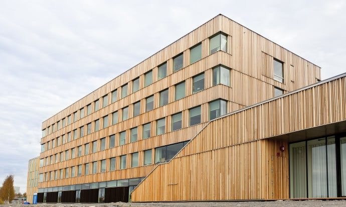 """""""Bergtagen"""" – Konsthögskolan inviger examensutställning online"""