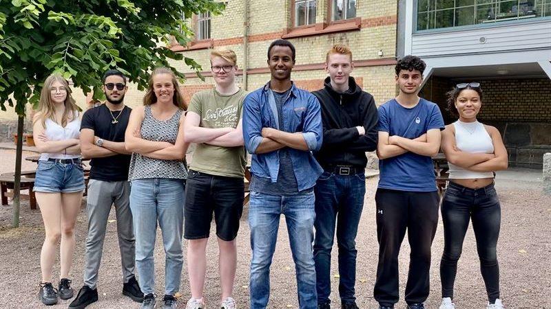 160 unga sommarjobbar som samhällsentreprenörer