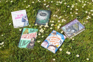 Barnradions bokpris – här är de nominerade böckerna till 2020 års pris 1