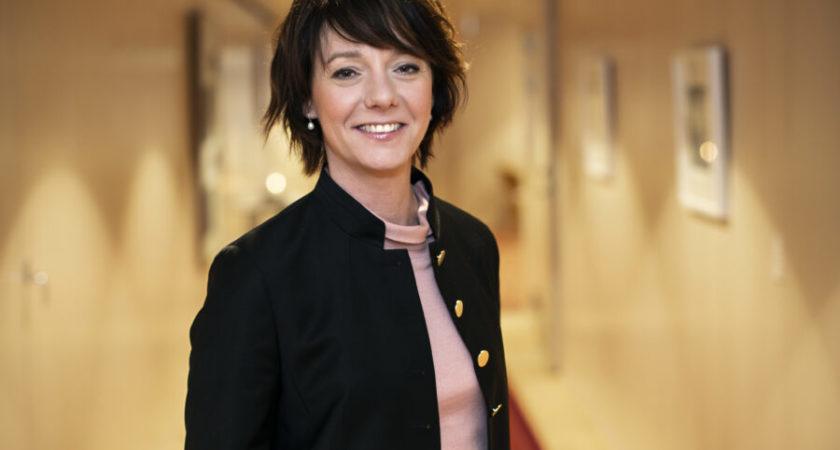 Matilda Ernkrans presenterar hur universitet och högskola förstärks inför hösten