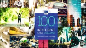 Högskolan Väst del av EU-satsningen Intelligent Cities Challenge 1