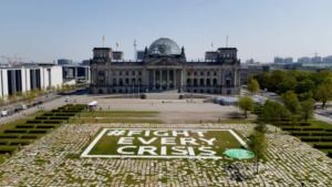 FridaysForFuture utlyser global manifestationsdag den 25 september 1
