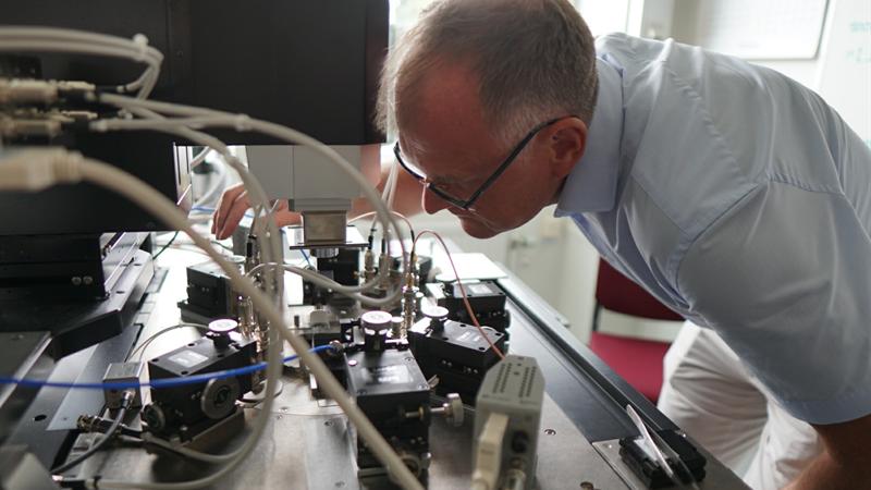 Kyld elektronik skapar bättre kvantdatorer